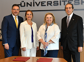 Özyeğin University and Accor Turkey Sign a Memorandum of Understanding