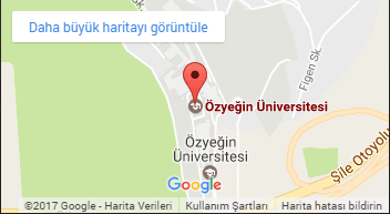 Ozyegin University Contacts