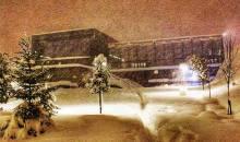Spor Merkezi-Kar Yağışı