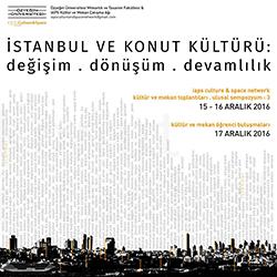 İstanbul ve Konut Kültürü