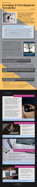 learning and development newsletter