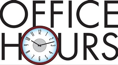 Office Hours Amp Tutorials 214 Zyeğin University